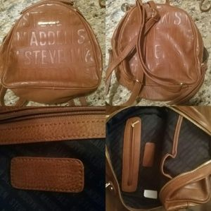 Steve Madden Small backpack Worn once